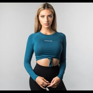 Alphalete aspire crop top